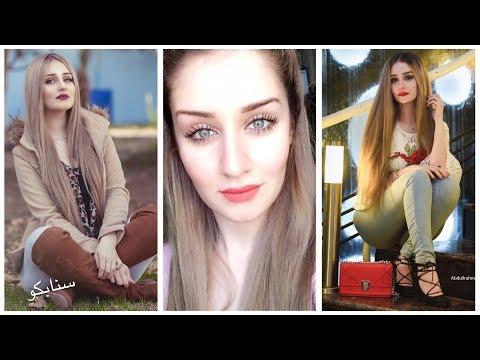 """شاهد ملكة جمال العراق لعام 2017 """" فيان سليماني """" بالفيديو والصور"""