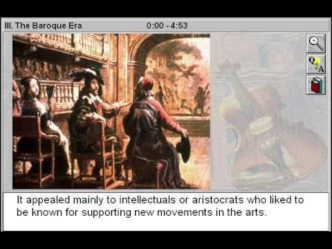 The Baroque Era of Music (Through the Classical Period Part 3)