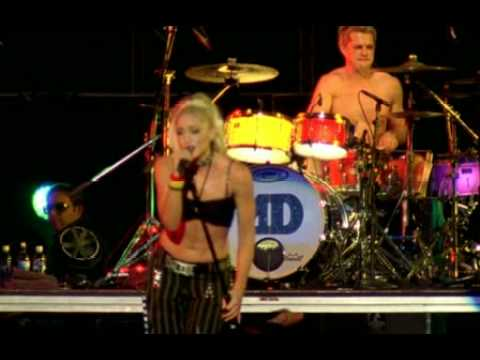 No Doubt - rock steady live parte 2 ( Ex-girlfriend - Underneath it all )