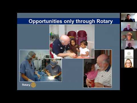 Does anyone know what is the First Object of Rotary?
