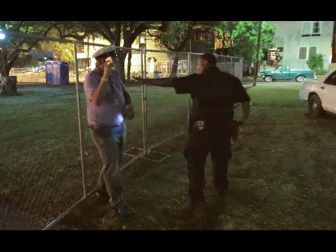 Man Arrested at Jefferson Monument in New Orleans