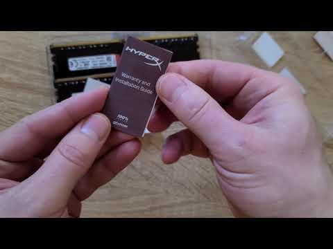 Оперативна пам'ять HyperX DDR4-2666 16384MB PC4-21300 (Kit of 2x8192) Fury Black (HX426C16FB3K2/16)