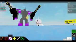 Roblox Plane Crazy Combat Mech Tutorial