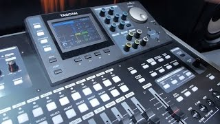 TASCAM Portastudio DP-24 SD Recording ohne Computer