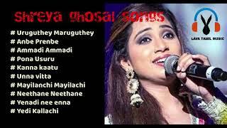 shreya ghosal songs || Shreya tamil hits || shreya ghosal tamil songs