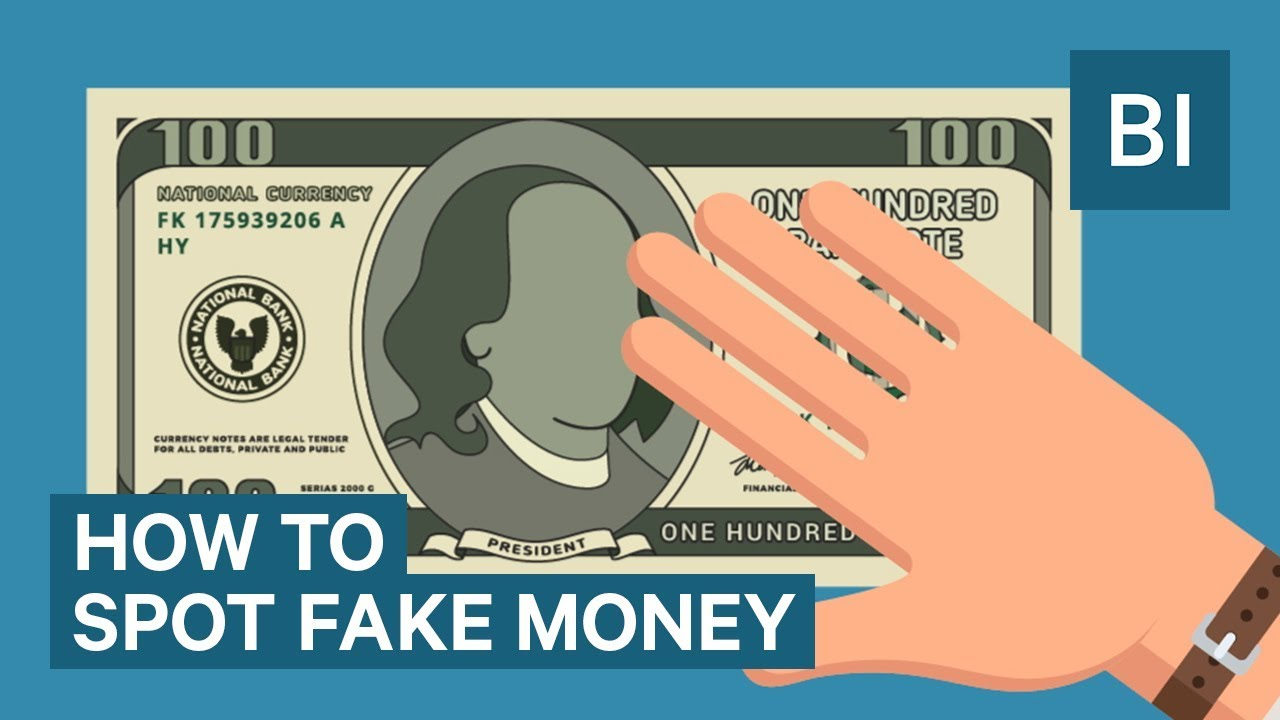 low priced c01e0 d1631 How To Tell If Your Money Is Real Or Counterfeit