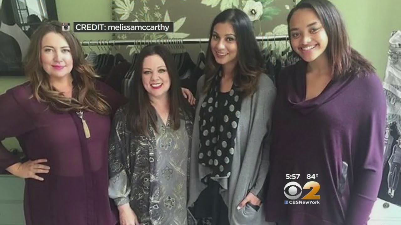 a1370e019be Melissa McCarthy  Plus Size  Clothes - YouTube