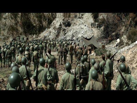 Hacksaw Ridge (2016) - The siege begins [1080p]
