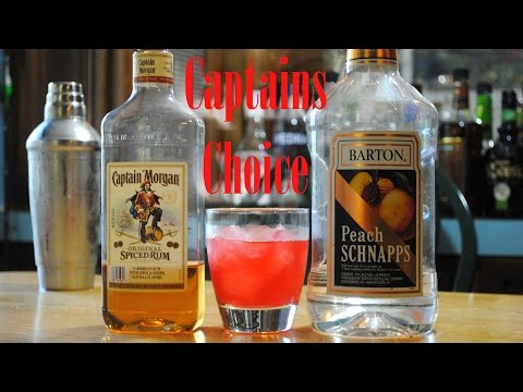 Captains Choice From Bar Rescue - Epic Drink Recipes
