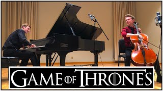 GAME OF THRONES - Medley for Piano and Cello | Jared Campbell & Dylan Tische