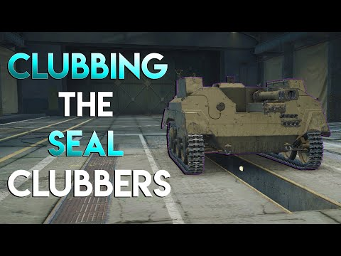 Clubbing The Seal Clubbers Xd