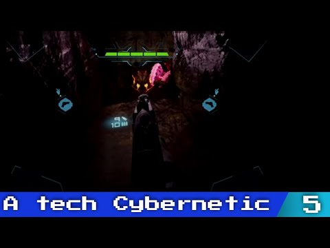 Caves: A-Tech Cybernetic VR (5) |