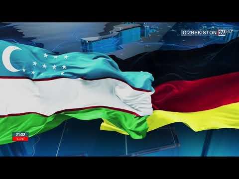 Oʻzbekiston Respublikasi Prezidentining Germaniya Federativ Respublikasiga rasmiy tashrifiga doir