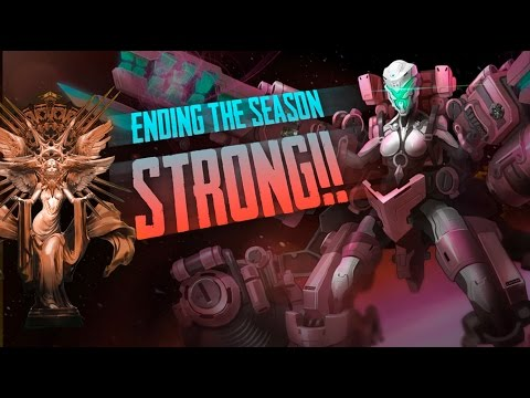 Vainglory - Road To Vainglorious: ENDING THE SEASON STRONG!! Skye |WP| Lane Gameplay [1.21]