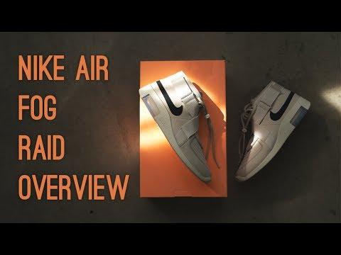 Nike Air Fear of God Raid Overview