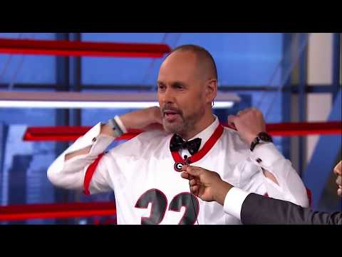 Ernie Repping the Dawgs | Inside The NBA | NBA on TNT