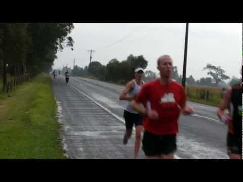 Traralgon Marathon 2012 - Part 1
