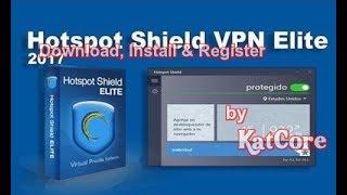 Hotspot Shield Elite VPN v6.20.30 + Activator Latest {June-2017}
