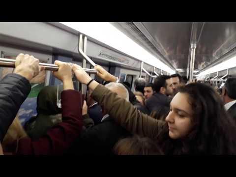 İzmir Marşı - Keçiören Metrosu