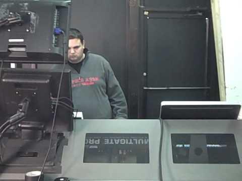 Nicholas Dodd Behind The Scenes