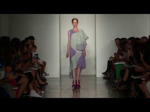 Parsons Fashion MFA SS15