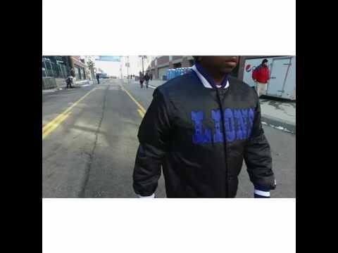 "Ty Mopkins × Starter ""Detroit Lions"" Jacket Promo"