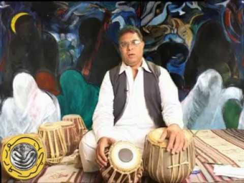 Learn to play Tabla with Ustad Wajid Ali Part 1/3