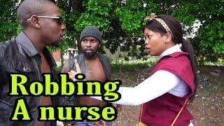 Ekasi gangsters Ep 2 - Robbing a nurse