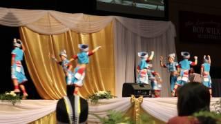 hmong st paul mn New Year 2017 nkauj hmong dancing