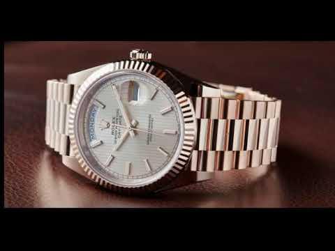 اسعار ساعات Rolex فى مصر والسعودية Youtube