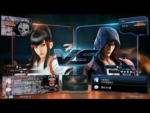TEKKEN 7 Fr 11/10 준저씨(Kazumi) vs...