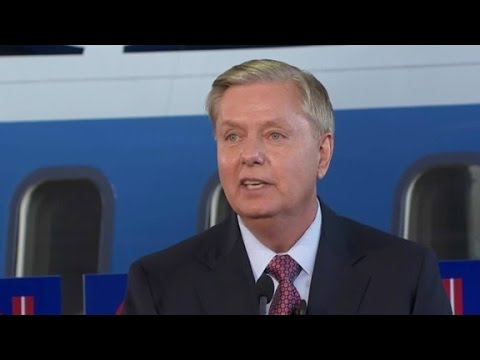 Graham: 'We're going to drink more' if I'm President