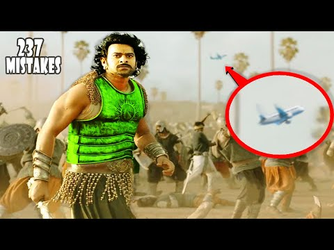Thumbnail: Plenty Mistakes in Baahubali 2 - (237 Mistakes) in Baahubali 2 - The Conclusion Full Hindi Movie.