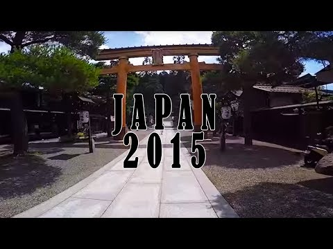 JAPANESE HOLIDAY 2015