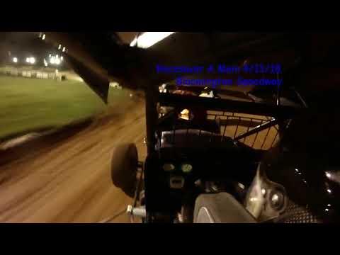 Bloomington Speedway Racesaver A Main 4 13 18