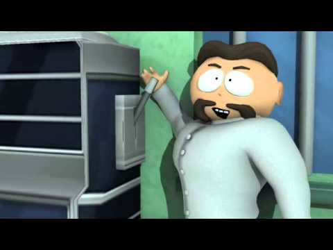 unreleased south park game - 0 - Footage of Unreleased South Park Game Discovered