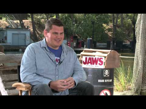 Jaws - J. Michael Roddy Interview Pt. 1