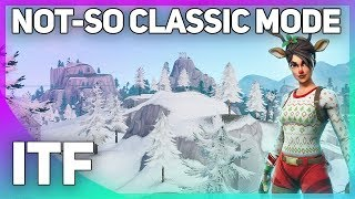 I Played Fortnite Classic Mode...It Wasn't Very Classic.