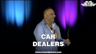 Russell Peters | Car Dealers