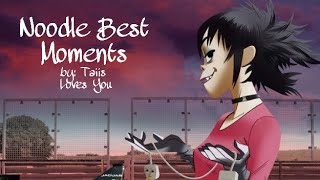Noodle best moments