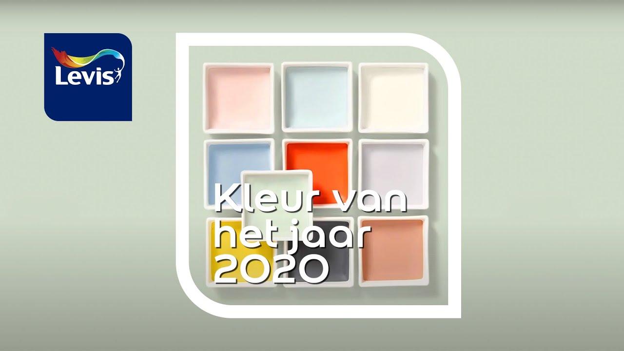Levis Kleur Van Het Jaar 2020 1 Woonkamer 4 Stijlen Youtube