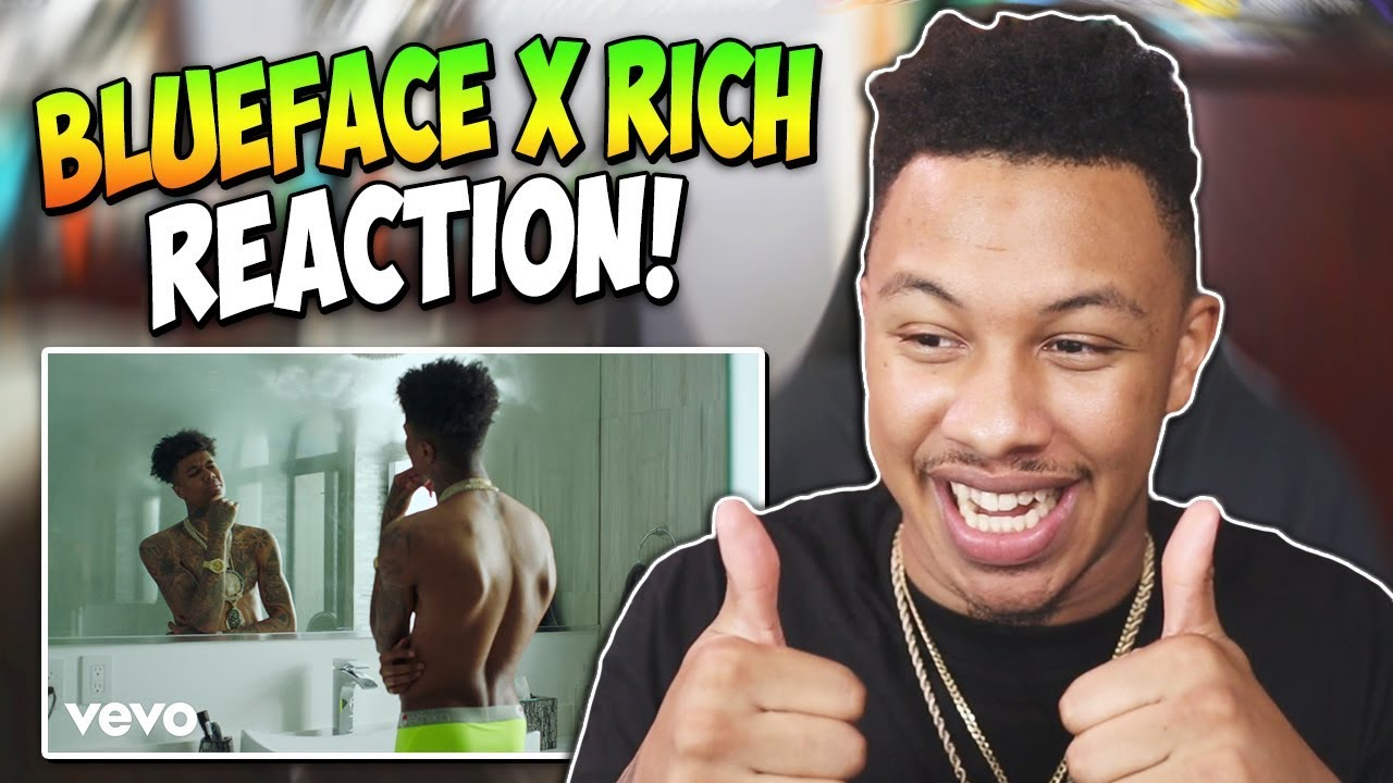 Blueface - Daddy ft  Rich The Kid Reaction Video