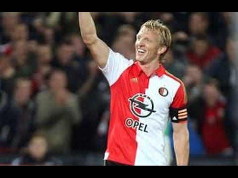 Dirk Kuyt 2015 16 • Feyenoord , Amazing Goals • Skills   HD