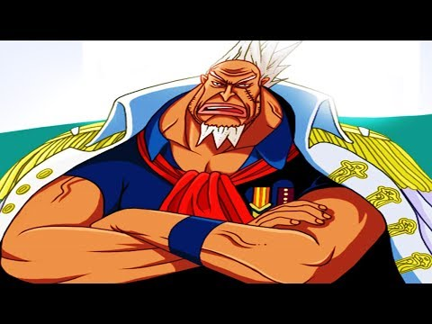 One Piece - The Strongest Marine | Monkey D. Kong | Theory