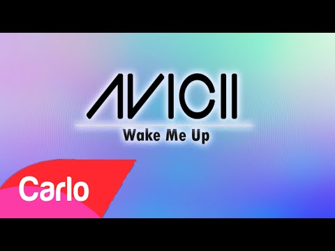 Avicii Logo Wake Me Up Avicii - Wake Me Up (L...
