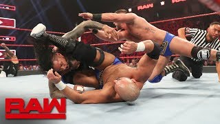 The Usos vs. The Revival: Raw, May 20, 2019