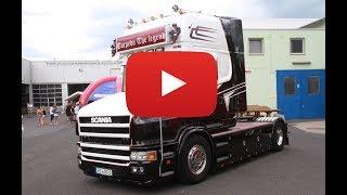 Grohganz - Scania T Hauber Topline Showtruck