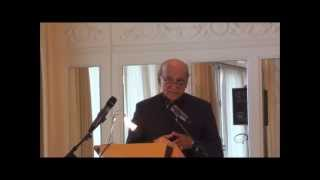 Talk by Ambassador Pascal Alan Nazareth, at World Nation Government Offices, Sweden 19 April 2012