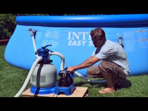 Como hacerle un lavado de arenas a un filtro para doovi for Clorador salino casero