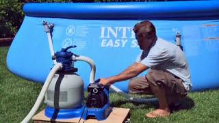 Depuradora de arena Intex Kristal Clear TM KRYSTAL CLEAR TM